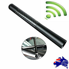 Carbon Fiber Look Car Aerial Antenna 12cm Compatibility For Navara NP300 Replace