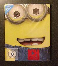 DESPICABLE ME Blu-Ray SteelBook German Exclusive 1st Ed 2-Disc Set New OOP Rare!