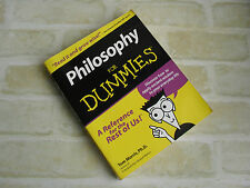 PHILOSOPHY FOR DUMMIES - TOM MORRIS, PH,D. - SOFT COVER BOOK