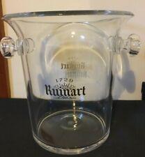 Ruinart Champagne Ice Bucket
