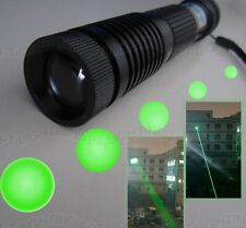 Focusable Green Laser Designator / Laser Flashlight night vision laser lighting