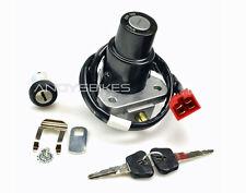 Ignition Switch Keys + Seat Lock Set Kit for Yamaha YZFR125 YZF-R125 YZF R125