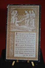 Image mortuaire Faire part de décès ADOLPHE de SMET Ittre 1898 Veuf de Victoire
