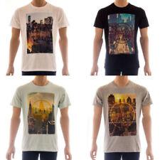 T-shirts gris JACK & JONES pour homme