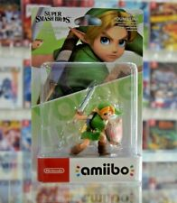 Amiibo Super Smash Bros. Young Link No. 70 Brand New Sealed Mint Condition