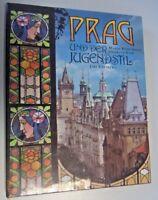 Prag und der Jugendstil ~ Jiri Vsetecka  // 1993  // Bildband