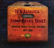 Paul Jackson - It's Jamaica Jump Blues Time! Jamaican Sound System Class...