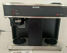 Bunn 042750031 Vps Low Profile Pour Over 12 Cup Coffee Maker Brewer With3 Warmers