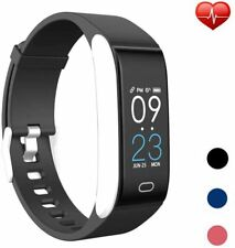 Fitness Tracker Watch with Blood Pressure Heart Rate Sleep Monitor Pedometer