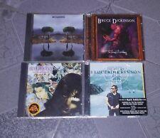 BRUCE DICKINSON CD LOT HITS