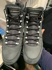 separation shoes 08819 42070 Retro air jordan 9 Anthracite Sz 13