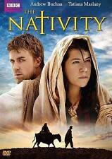 The Nativity DVD BBC Movie Christianity Jesus