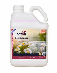 Aptus All-In-One Liquid 5L N-P-K-Basisdünger von Anfang bis Ende