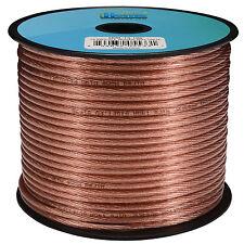 Audtek SKRL-14-100 14 AWG OFC Speaker Wire 100 ft.