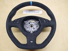 Bmw OEM E46 M3 E38 E39 M5 7 E53 X5 steering wheel M custom suede EVO Performance