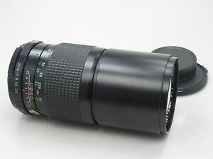 M42 Lens 200mm f/3.5 Revuenon MINT 671