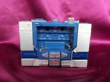 VINTAGE TRANSFORMERS G1 SOUNDWAVE FOR PARTS OR REPAIR