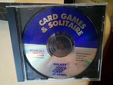 009 Bicycle Solitaire PC Software CD ROM Computer Game Windows 95