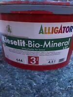 4,5  Liter Alligator Kieselit BIo Mineral Farbton Siehe offenes Gebinde 4