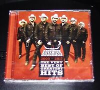 THE BOSSHOSS THE VERY BEST OF GREATEST HITS CD SCHNELLER VERSAND NEU & OVP