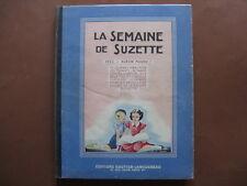 LA SEMAINE DE SUZETTE  1952  reliure éditeur n° 1