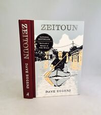 Zeitoun-Dave Eggers-SIGNED!!-TRUE First Edition/1st Printing!!-Org Strap-RARE!!