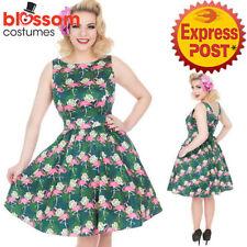Machine Washable Sleeveless Dresses for Women's Tea