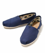 Toms Womens Classic Navy Size 7.5