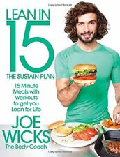 Lean in 15 - The Sustain Plan: 15 Minute Meals and Workouts to Get You Lean fo,