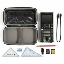 TI-Nspire CX / CAS Graph Texas Graphing Calculator Instruments Travel Case Black