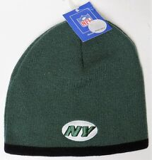 Reebok NFL Apparel New York Jets Youth Stocking Cap - One Size - NEW