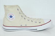 Neu All Star Converse Chucks Hi Sneaker Schuhe Cremeweiss M9162 Gr.46 UK12 Top