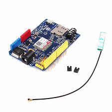 100% New SIM800C GSM GPRS PCB Cable Quad Band Board Replace SIM900 For Arduino