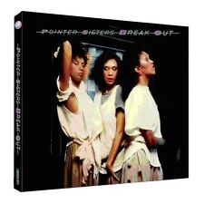 The Pointer Sisters - Break Out [New CD] UK - Import
