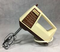 General Electric 5 Speed Hand Mixer Vintage D1M22