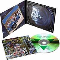 Iron Maiden Somewhere in Time (2019) Remastered Neuauflage 8-track CD Neu/Ovp