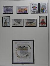 unicef 1985 Briefmarken Div. Marken - Wien  ST