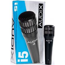*NEW* Audix i-5 Dynamic Cable Professional Microphone