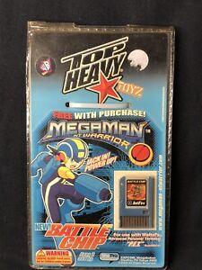 Megaman Battle Chip Anti-Fire NEW Capcom PET 🌠 NIP Sealed MOC Personal Terminal