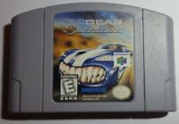 Top Gear Overdrive (Nintendo 64, 1998) Pre-Owned, Tested Works Great