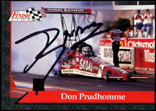 Don Prudhomme Finish Line 2 NHRA Authentic Hand Signed Autographed Trading Card