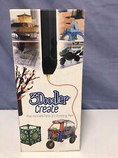 3Doodler Create 3D Printing Drawing Pen w/ 50 Strands New Damaged Box