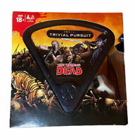 OFFICIAL THE WALKING DEAD TRIVIAL PURSUIT CLASSIC QUIZ GAME NEW Boxed