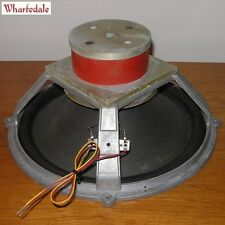 "vintage Wharfedale W90 Alnico 12½"" bass & low midrange woofer—England March 1963"