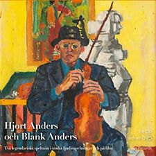 Hjort Anders / Blank Anders - Hjort Anders and Blank Anders (3CD and DVD)