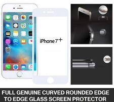 Kratzfeste Handy-Displayschutzfolien für das iPhone 7 Plus in Weiß
