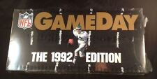 Box: NFL Gameday The 1992 Edition Trading Cards (36 Pack Box)