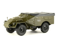 BTR 40 Soviet Wheeled Armoured Personnel Carrier 1:43 Scale Diecast Model Car