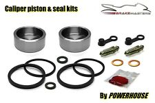 Yamaha TRX850 rear brake caliper piston seal repair kit 1996 1997 1998 1999