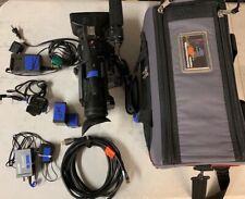 Reduced-Panasonic HD Video Camera AG-HMC150-P, blue tag